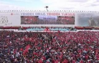 Erdoğan Büyük Tehlike Atlattı
