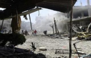 Esad Güçlerinden Cenudiye'ye Saldırı