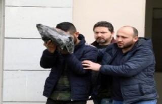 Evinde bonzai İle yakalanan şüpheli tutuklandı