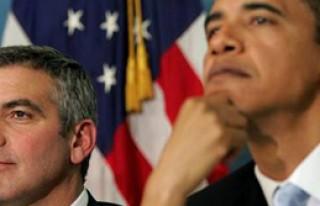 Clooney'den Obama'ya 12 Milton