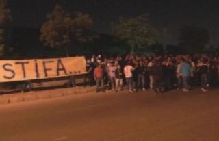 Fenerbahçe Takım Otobüsüne Saldırı