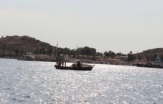 Amatör Balıkçılar Ölümden Döndü