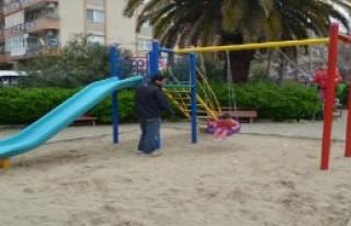 Hastaneye Oyun Parkı