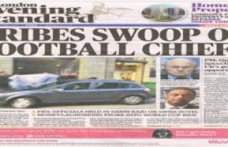 'Rüşvet Futbol Şeflerinin Üstüne Çullandı'