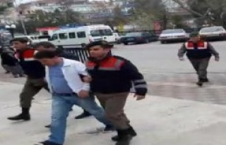 Firari Organizatör Edirne'de Yakalandı