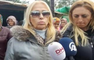 İstanbul Barosu Avukatlarından Eylem Yapan Köylülere...