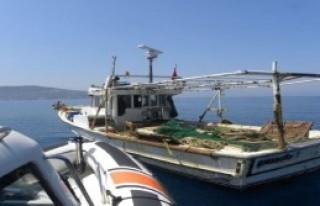 İzmir'de Yasadışı Avcılığa Geçit Yok