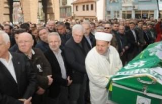 Kalp Krizi Geçiren Bursaspor Tv Çalışanı Toprağa...