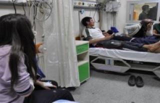 Karkamış'ta Kaza: 12'si Öğrenci, 15 Yaralı