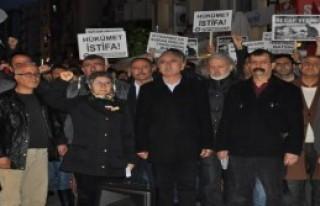 KESK'ten Ankara Protestosu
