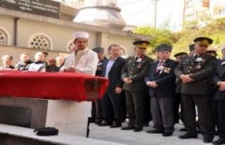 Kore Gazisi, Törenle Toprağa Verildi