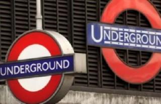 Londra Metrosu Çalışanları Grevde