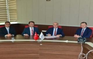 Manisa'da İşbirliği Protokolü İmzaladı