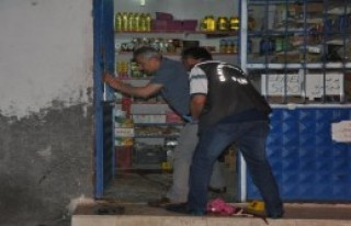Marketi Tüfekle Bastı: 1 Ölü, 2 Yaralı