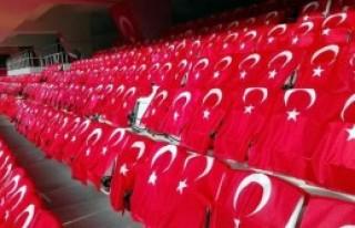 Antalya Arena'da Yoğun Güvenlik Önlemi