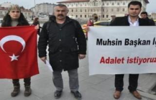 Muhsin Yazıcıoğlu İçin Ankara'ya Yürüyecek