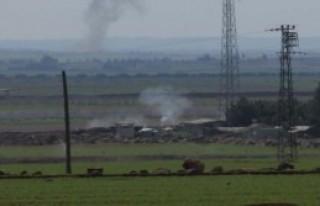 Obüsler IŞİD'i Vurmaya Devam Ediyor