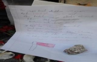 Küçük Kızdan, Duygulandıran Mektup