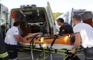 Otomobil Şerit İhlali Yaptı: 5 Yaralı