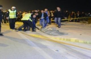 Piknik Dönüşü Kaza: 1 Ölü, 2 Yaralı