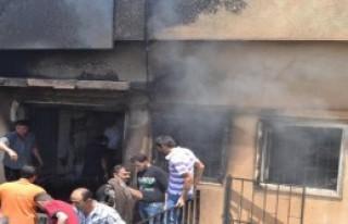 Sağlık Merkezinde Patlama: 25 Ölü, 30 Yaralı