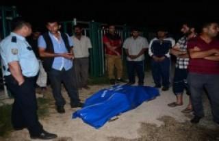 Suriyeli Genç, Sulama Kanalında Boğuldu