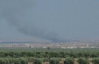 Şiddetli Çatışmada IŞİD Püskürtüldü