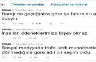 TEDAŞ'tan HDP'ye