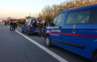 TEM'de 'Bomba Yüklü Otomobil' Alarmı