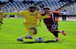 Tokatspor 1-1 Eyüpspor