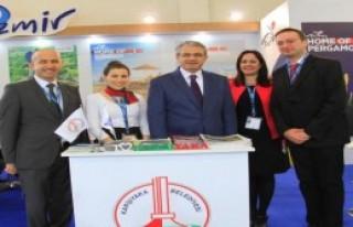 Turizm Fuarı'nda İzmir İlgisi