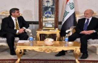 Başkonsolosluk Açma Talebini Irak'a İletti