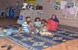 Depoda 6 Çocukla Yaşam Savaşı