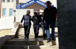 Piroze'nin Kaçırılmasına 1 Tutuklama