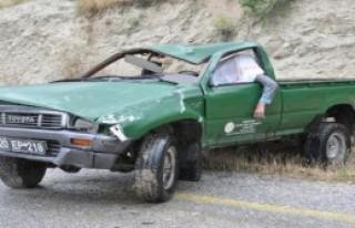 Veteriner Kazada Öldü