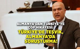 """""""Almanya'dan Türkiye'ye çöp hikayesi"""""""