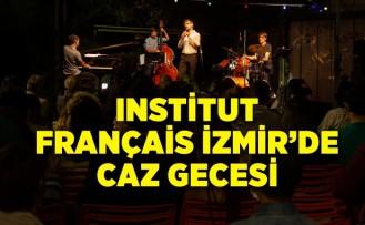 Institut français İzmir'de caz gecesi