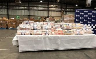 104 milyon dolarlık eroin operasyonu