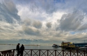 İzmir'de sabah