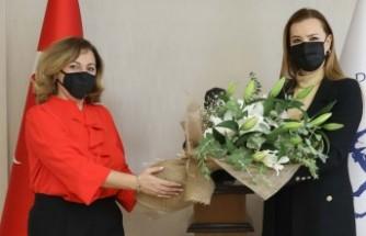 Orkestra şefliği alanında Türkiye'nin ilk kadın profesörü oldu