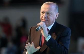 Erdoğan açıkladı: Kadına şiddete karşı yeni adım