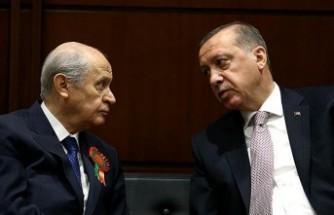 Erdoğan'ın teklifini reddeden Bahçeli, MHP tabanını isyan ettirdi!