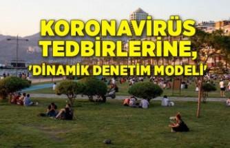 İçişleri Bakanlığı açıkladı: Koronavirüs tedbirlerine, 'Dinamik Denetim Modeli'