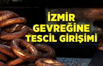 İzmir gevreğine tescil girişimi