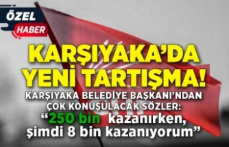Karşıyaka'da yeni tartışma