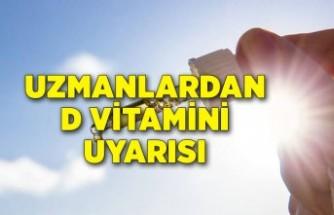 Uzmanlardan D vitamini uyarısı: K vitamini ile kullanın