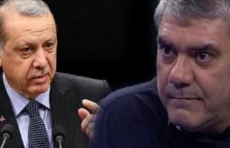 Yılmaz Özdil'den Erdoğan'a CHP tepkisi