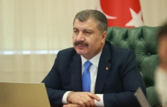 Bakan Koca, İstanbul ve 4 ilin yoğun bakım doluluk oranı