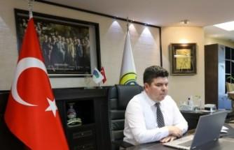 Buca Belediye Başkanı Erhan Kılıç dünya gençlerine seslendi