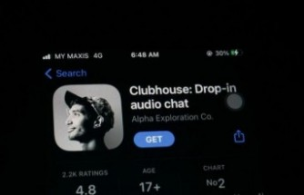 Clubhouse'da hacklendi!